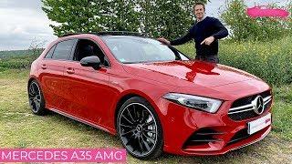 Essai Mercedes A35 AMG...306 CHEVAUX !!! - Le Vendeur Automobiles film