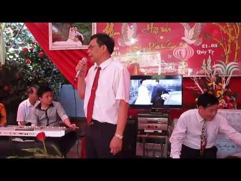 MVI0638 Bài phát biểu của bố Nghi trong đám cưới Dung