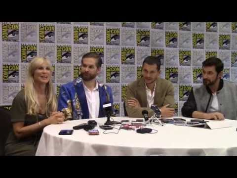 Hannibal - Hugh Dancy, Richard Armitage, Bryan Fuller Interview