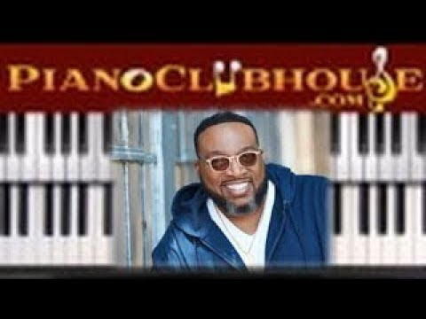 "🎹 How to play ""LISTEN"" by Marvin Sapp (easy gospel piano lesson tutorial free)"