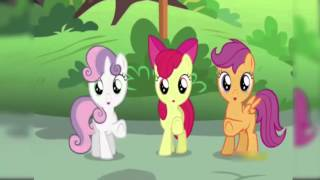 My Little Pony Season 5 EP 18 Soundtrack Cutie mark Crusaiders And Diamond Tiara Lament HD