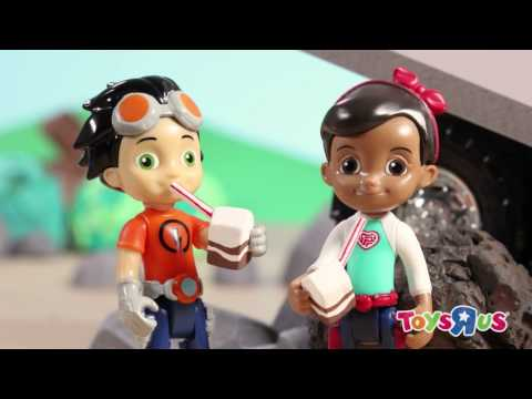 Spin Master   Rusty  Rivets Countdown -  2 Weeks til Toys!!