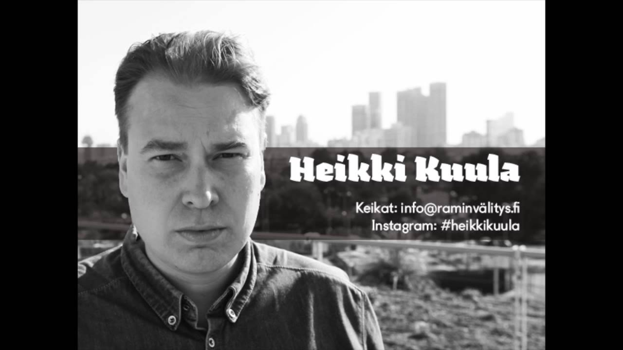 Heikki Youtube