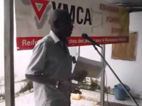 DON MATERIEL MEDICAL YMCA SENEGAL AU CENTRE DE SANTE LE BON SAMARITAIN DE ZIGUINCHOR