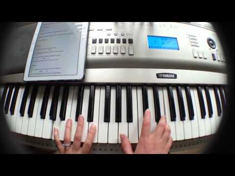 Jesus Culture - Holy Spirit Piano Tutorial & Chords