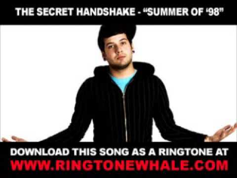 The Secret Handshake - Summer of 98 [ New Video + Lyrics + Download ]