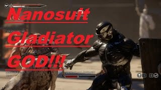 NANOSUIT GLADIATOR GOD!!! Ryse: Son Of Rome Gameplay (This Game is Awesome!)