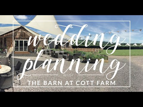Welcome to The Barn at Cott Farm