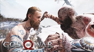 Download Video THE STRANGER Boss Fight GOD OF WAR 4 (PS4 Pro) MP3 3GP MP4