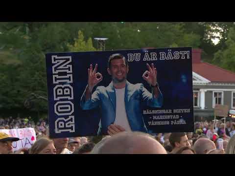 Robin Bengtsson – Can't go on - Lotta på Liseberg (TV4)