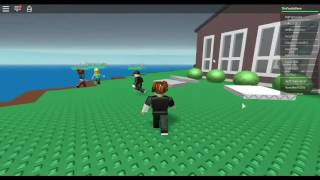 I survive natural disasters/T-F-S/ roblox