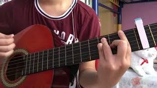 도깨비 OST Stay with me (Guitar Cover) with Chords