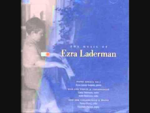 Anne Louise-Turgeon plays piano music of Ezra Laderman 2 0001
