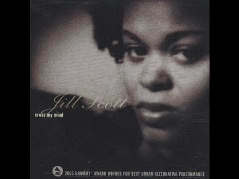 Cross My Mind - by Jill Scott (chopped and screwed)