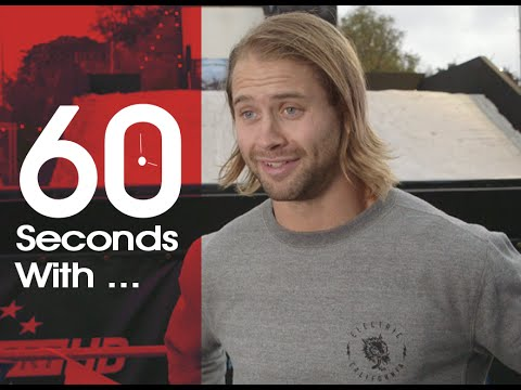 60 Seconds with... Billy Morgan | Snowboarding