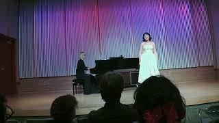 Gambar cover Grace Bernard LACHSA Opera Recital 12-14-2017