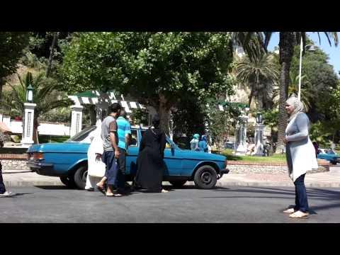 fadiha taxi tetouan agosto 2014