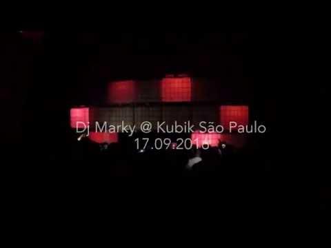 DJ Marky @ Kubik São Paulo/Brazil 17.09.2016