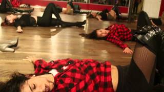 Red Lips by GTA | Hottie Heels | Michelle Jersey Maniscalco choreography