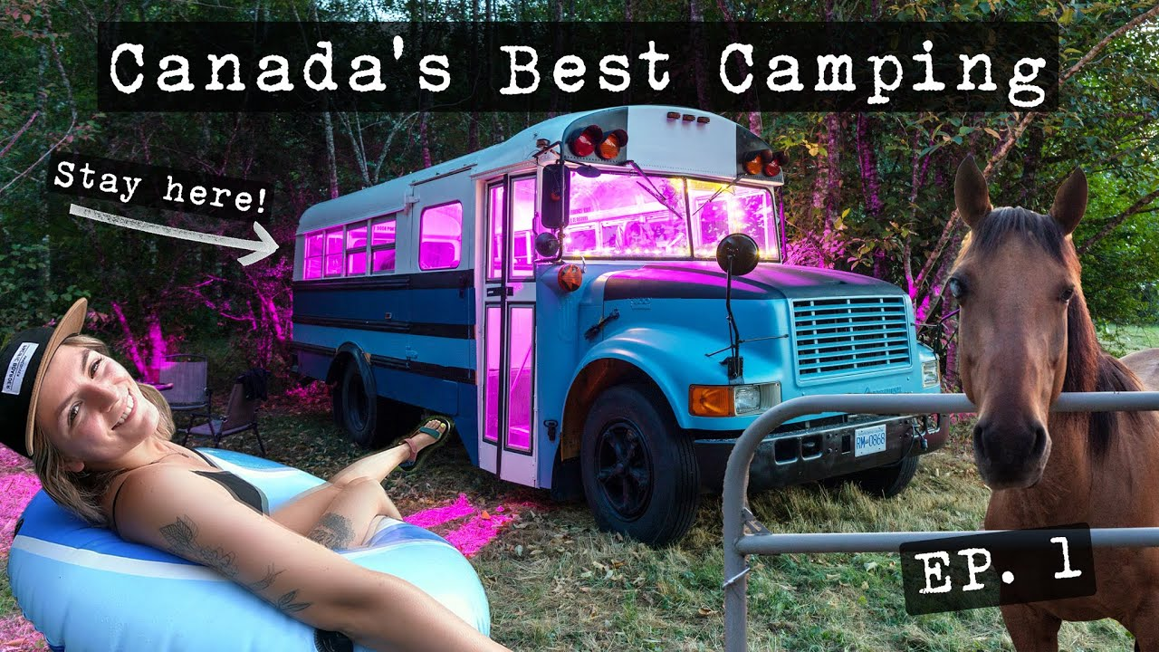 Download Canada's Best Camping - Farm Stays EP. 1