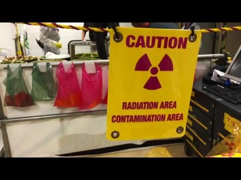 Inside a reactor at the Palo Verde Nuclear plant