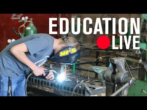 Chairwoman Virginia Foxx : opportunities of career and technical education | LIVE STREAM