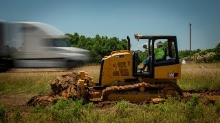 cat k2 series small dozers key features overview d3k2 d4k2 d5k2