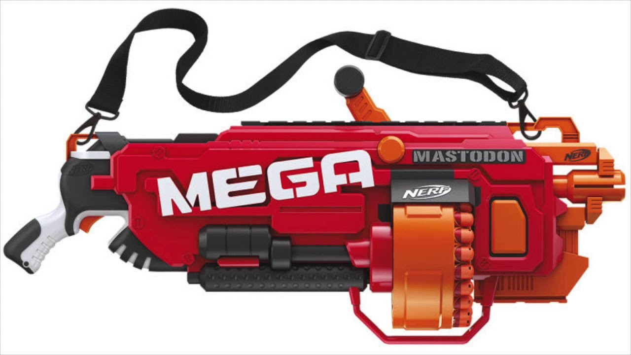 New Nerf Guns 2016 Upcoming Fall Releases - YouTube