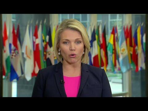 State Department Spokesperson On Syria Strikes