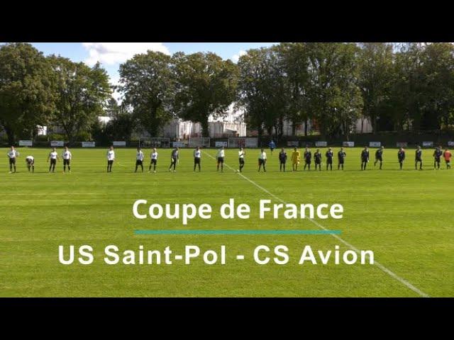 Coupe de France : US Saint-Pol 3-1 CS Avion
