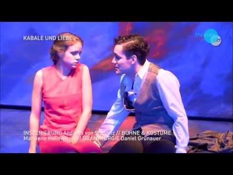 Theater Ulm - KABALE UND LIEBE von Friedrich Schiller