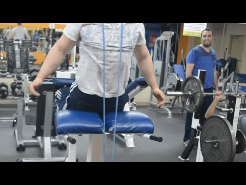 Afraid of Looking Stupid at the Gym? Watch This.