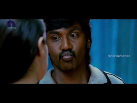 Lakshmi Rai And Raghava Lawrence Romantic Scene - Kanchana Movie Scenes