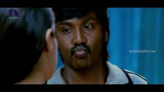 Lakshmi Rai And Raghava Lawrence Love Scene - Kanchana Movie Scenes
