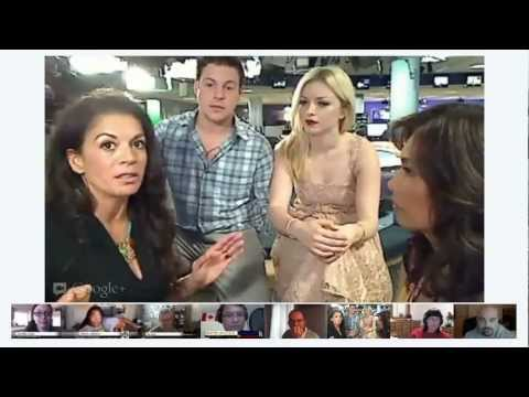 MyFox11 Los Angeles Hangout w/Mrs. Eastwood & Company