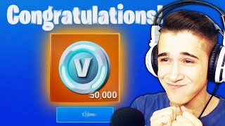 HERE YOU CAN WATCH FORTNITE and EARN V-Bucks!