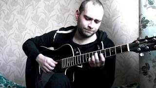 OST Слуга Народа | Главная тема на гитаре | Инструментальная версия Tab gtp/pdf