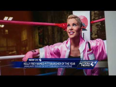 WTAE's Kelly Frey named Pittsburgher of the Year by Pittsburgh Magazine