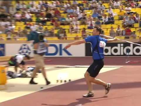 Javelin Throw - Tero Pitkämäki - 91.33m