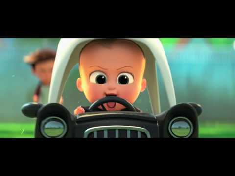 The Boss Baby | 'What's really going on: Playing Outside' | Official HD Clip 2017
