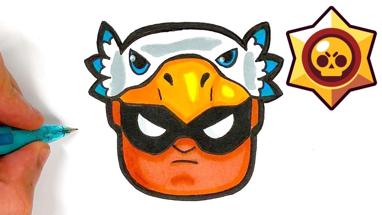 Dessin facile bo brawl stars emoji youtube - Dessin de star facile ...