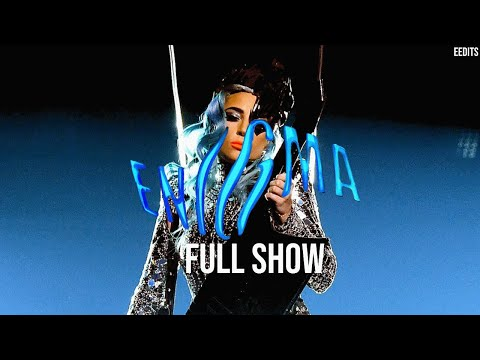 LADY GAGA : ENIGMA - FULL FIRST SHOW (compilation)
