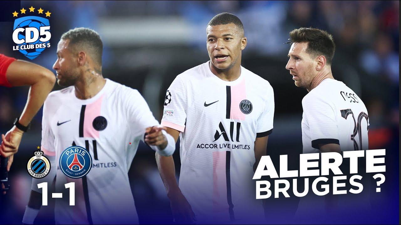 Download Bruges vs Paris SG (1-1) / Inter vs Real Madrid (0-1) LIGUE DES CHAMPIONS #931 - #CD5