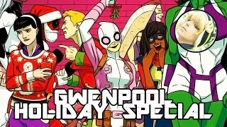 GWENPOOL VS CHRISTMAS