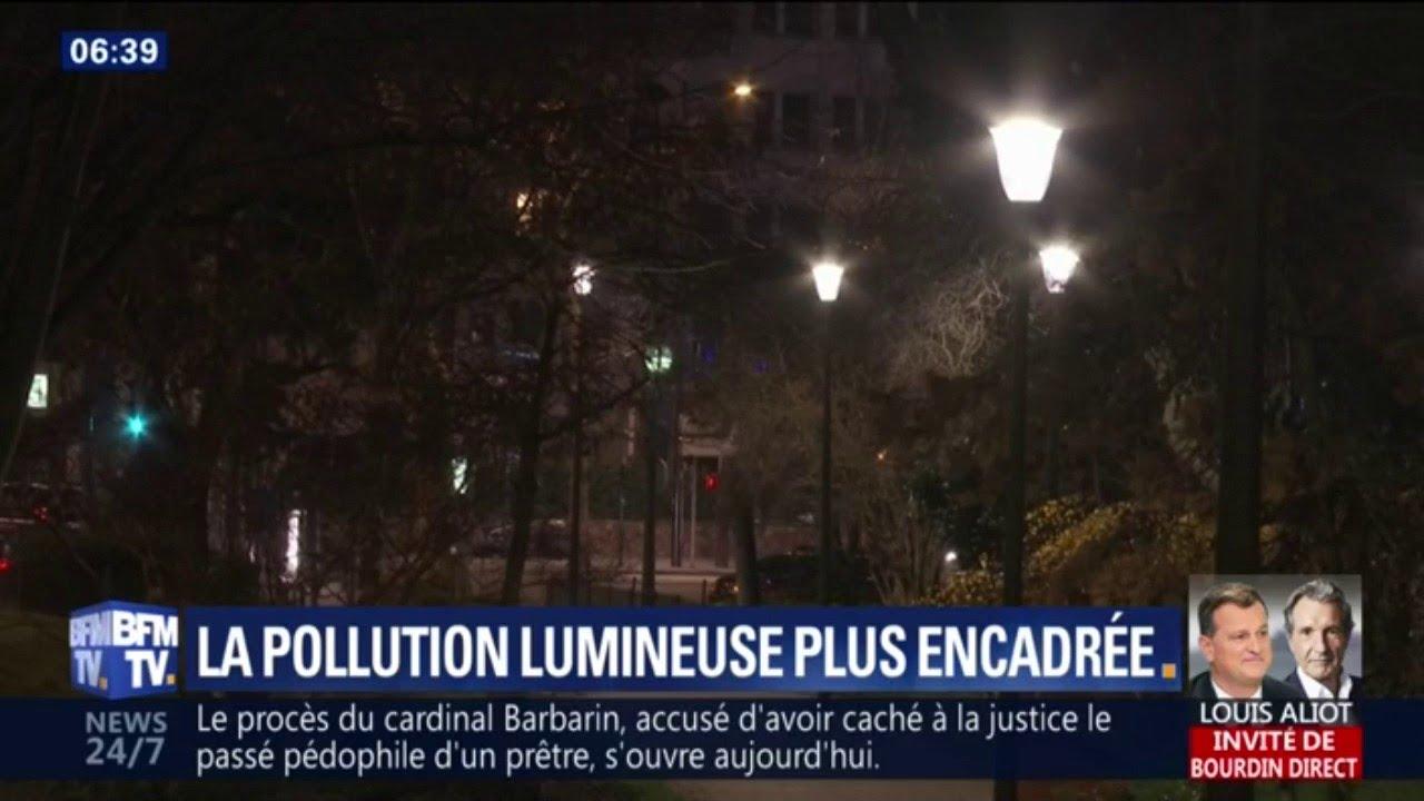 Quelles sont les nouvelles mesures pour lutter contre la pollution lumineuse ?
