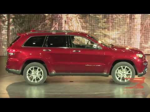 Jeep Unveils New 2014 Grand Cherokee, Grand Cherokee SRT and Compass at NAIAS(13 To26-2014)