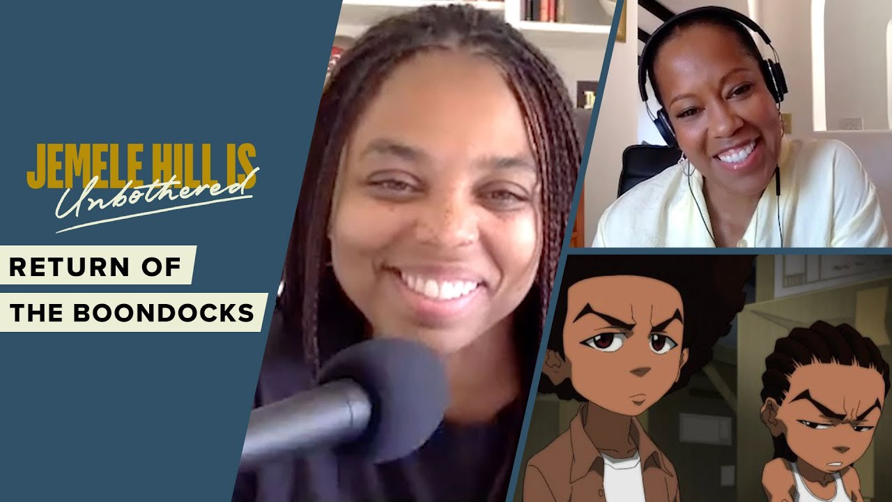 Download Regina King Reveals When a New Season of 'The Boondocks' Will Drop | Jemele Hill is Unbothered
