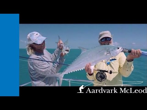 Fly Fishing Claremont Isles, Aquasoul Part 2