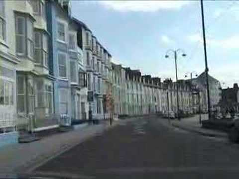 Marine Terrace Aberystwyth Promenade & Seafont