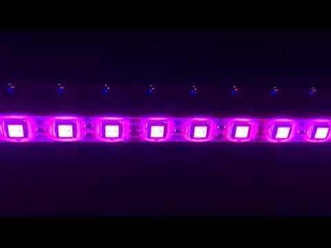 Installing LED Tape Lighting on Bed Frame